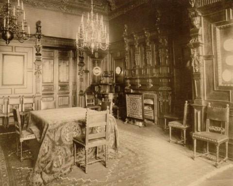 Елецкий И., Малая столовая. 1900-е.