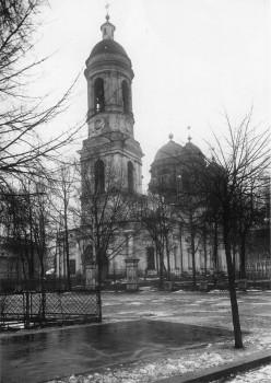 Собор равноапостольного князя Владимира. 1927.