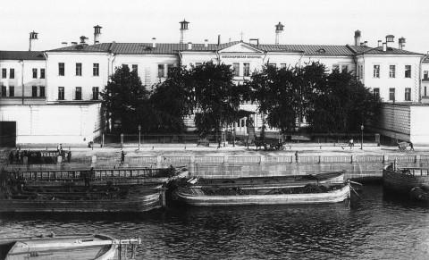 Фотоателье Буллы, Александровская больница в память 19 февраля 1861 года. 1900-е гг..