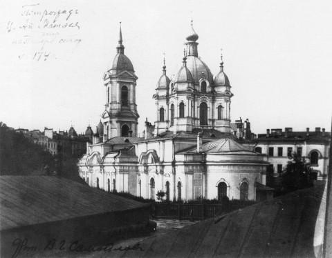 Самойлов В., Церковь апостола Матфия (Покровская). После 1914 г..