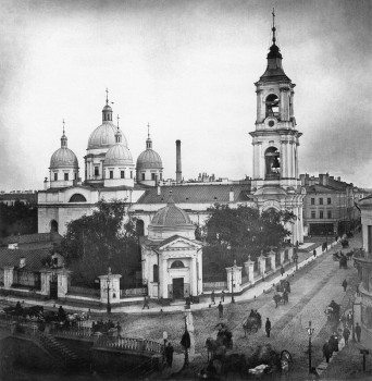 Булла К. К., Церковь Вознесения Господня. 1913 г..