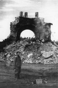 Кудрявцев, Разрушение Греческой церкви великомученика Дмитрия Солунского. 1962 г..