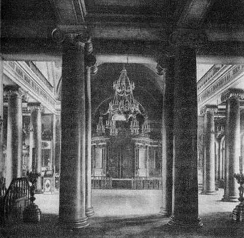 Церковь во имя Спаса Нерукотворного Образа. 1919.