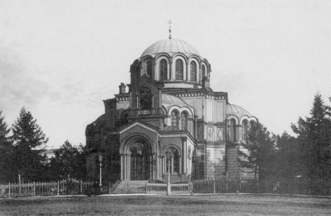 Церковь во имя св. Димитрия Солунского.