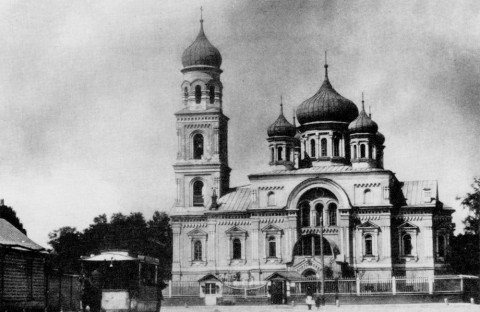Церковь во имя Преображения Господня (Спас-Колтовская).