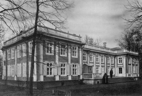 Екатерингофский дворец.