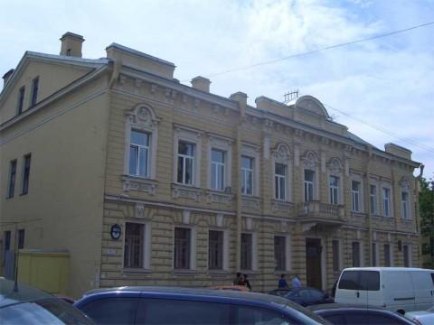 Камская ул., 20. 2007.06.17.