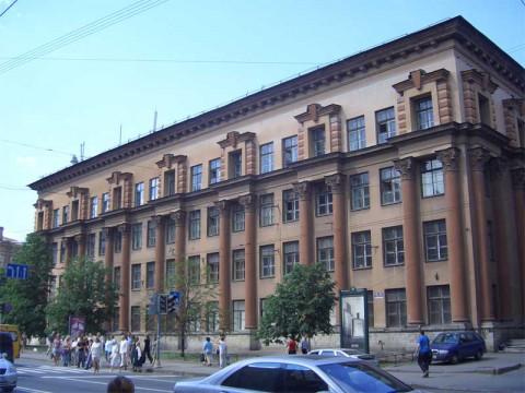 Кирочная ул., 28. 2006.06.20.