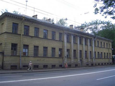 Кирочная ул., 37. 2006.06.20.