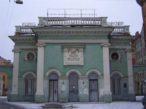 Лютеранская церковь святой Анны. 2007.01.14.