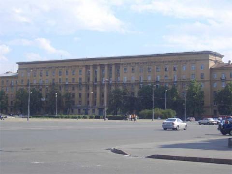 пр. Стачек, 16. 2006.08.06.