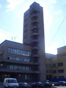 Здание Кировского райсовета. 2006.08.06.