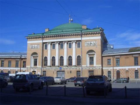 Церковь Конюшенного двора. 2006.04.09.