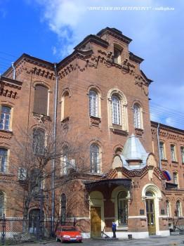 Здание Государственной Морской академии. 2007.05.05.