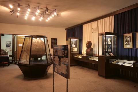 Музей космонавтики. 2009.01.27.
