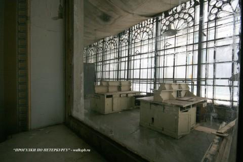 Зимний сад в особняке Брусницыных. 2009.02.28.