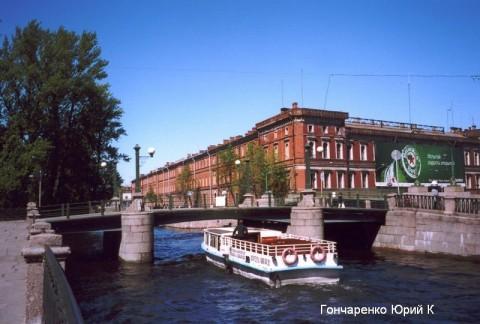 Гончаренко Ю.К., Матвеев мост.