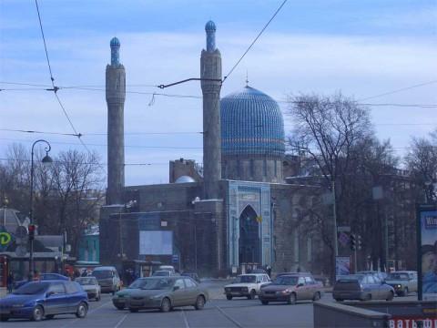 Мечеть. 2006.03.18.