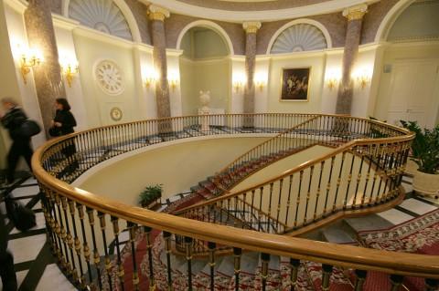 Чернега А.В., Парадная лестница. 21.02.2012.
