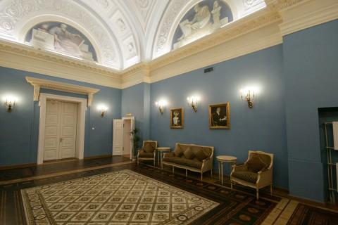 Чернега А.В., Выставочный зал. 21.02.2012.