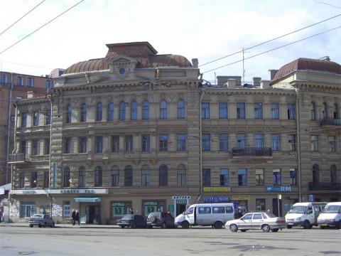Финский пер., 9. 2007.04.14.