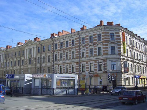 ул. Комсомола, 35. 2007.04.14.