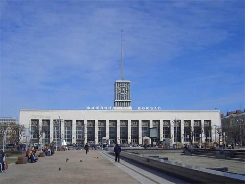 Площадь Ленина. 2007.04.14.