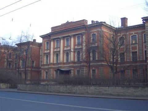 Детская больница им. К. А. Раухфуса. 11.12.2005.