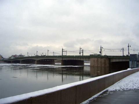 Литейный мост. 2007.01.14.