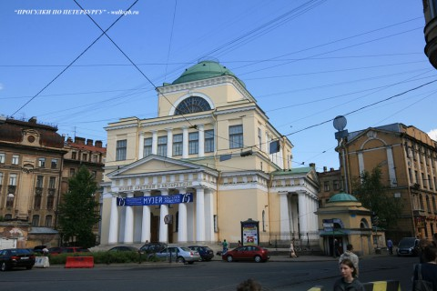 Чернега А.В., Никольская единоверческая церковь. 10.06.2012.
