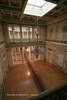 Квадратный зал в Мариинском дворце. 2009.03.05.