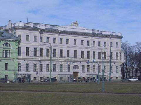 Дом Бецкого. 2006.04.09.