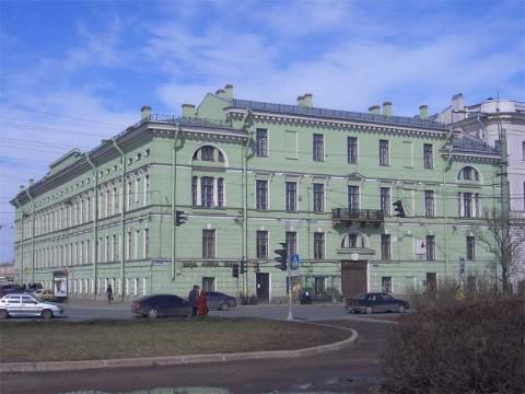 Дом Салтыковых. 2006.04.09.