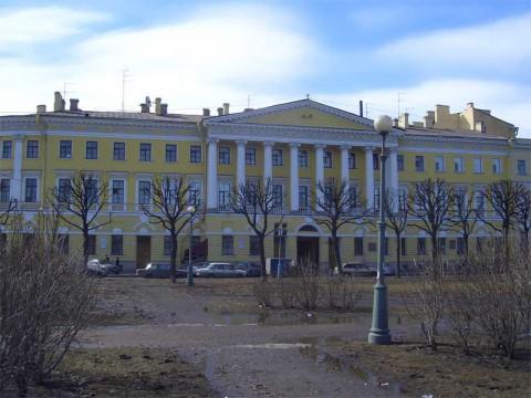 Дом Адамини. 2006.04.09.