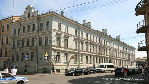 Чернега А.В., Миллионная ул. 18. 23.06.2012.