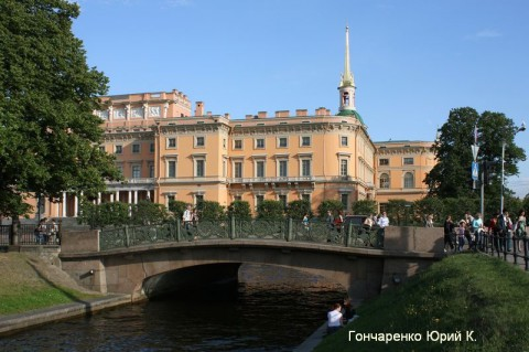 Гончаренко Ю.К., Нижне-Лебяжий мост.