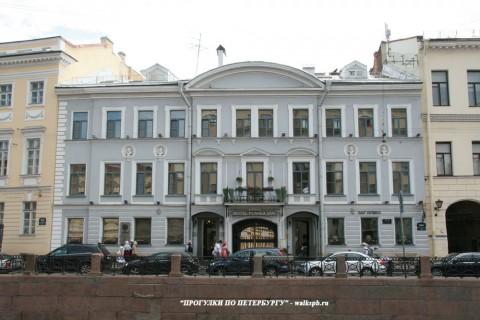 Чернега А.В., Дом Пущиных. 06.06.2013.