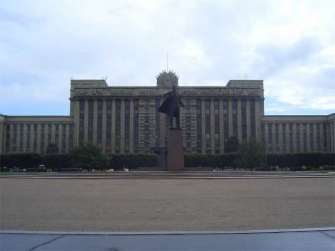 Дом Советов.