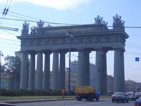 Московские ворота. 2006.08.08.