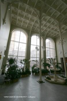 Зимний сад в Мраморном дворце. 2010.02.14.