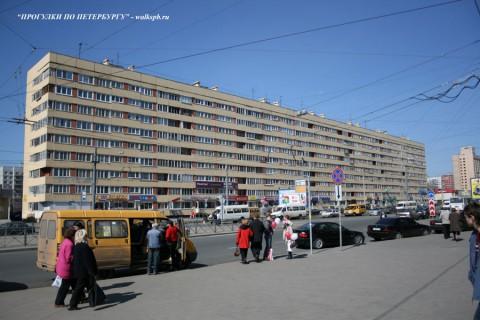 Наличная ул., 40. 2008.04.26.