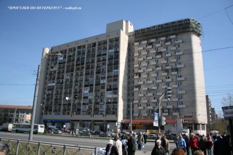 Наличная ул., 51. 2008.04.26.