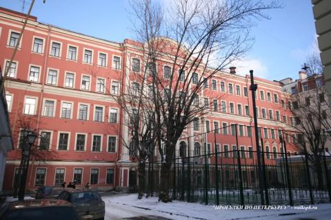 Чернега А.В., Школа №222 (Петришуле). 18.02.2008.