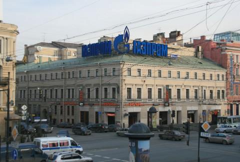 Невский пр., 52. 2009.02.10.