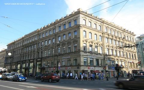 Чернега А.В., Невский пр. 11. 16.06.2012.