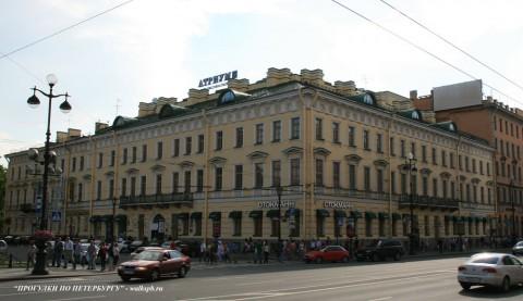 Чернега А.В., Невский пр. 25. 16.06.2012.