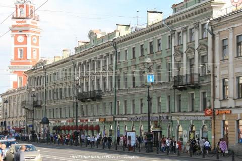 Чернега А.В., Невский пр. 29. 16.06.2012.