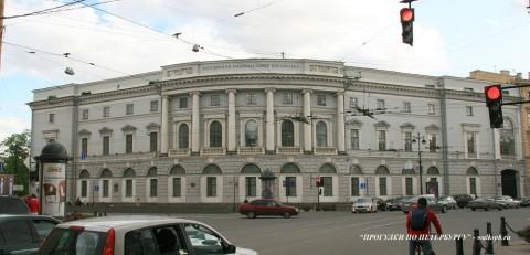 Чернега А.В., Российская Национальная Библиотека. 2012 г..