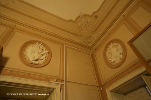 Чернега А.В., Фрагмент Столового зала. 27.04.2012.