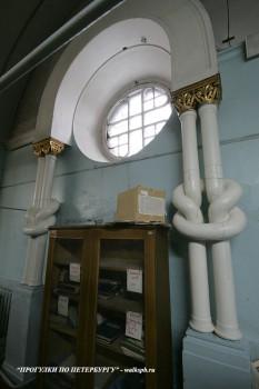 Чернега А.В., Фрагмент церкви. 27.04.2012.